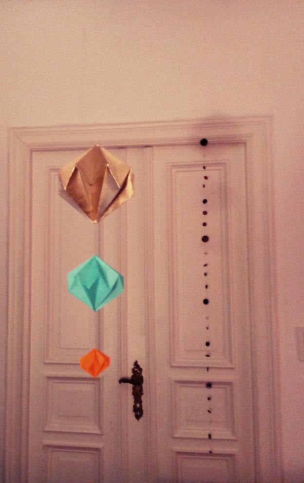 Diamanten im Raum